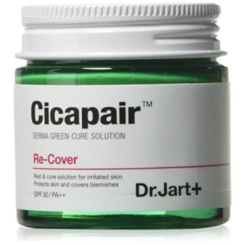 [Dr. Jart+ Cicapair ReCover] ドクタージャルトシカペアリカバー 皮膚回復と保護紫外線カット 黄砂ケア 韓国直送 SPF30/PA++