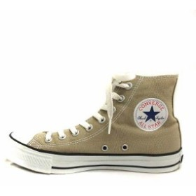 CONVERSE コンバース スニーカー CANVAS ALL STAR COLORS HI