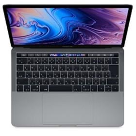 【APPLE】 MacBookPro13型 touch MV962J/A(MBP 13.3 SG/2.4GHZ QC/8GB/256GB) MacBook