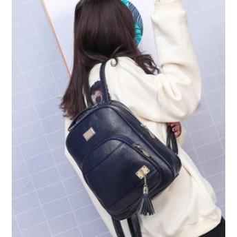 ファッションの新しい女性の原宿スタンドアローンステーションタッセルバッグ