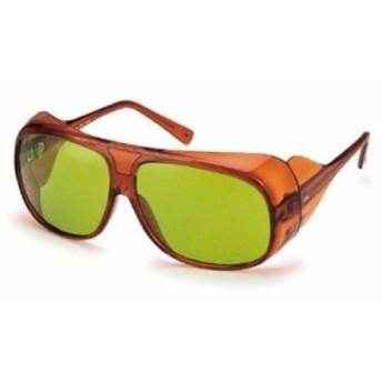 スワン 2眼型遮光メガネガス溶接用 YW-290