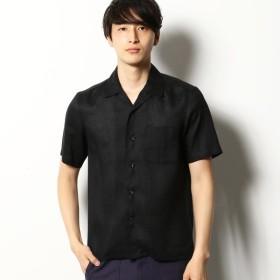 [マルイ]【セール】【Herdmans】コンチネンタルリネン オープンカラーシャツ/コムサコミューン(COMME CA COMMUNE)