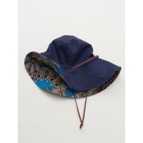帽子全般 - チャイハネ 【チャイハネ】サンシェードハット リバーシブル仕様