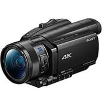 デジタル4Kビデオカメラレコーダー Handycam(ハンディカム) ブラック FDR-AX700