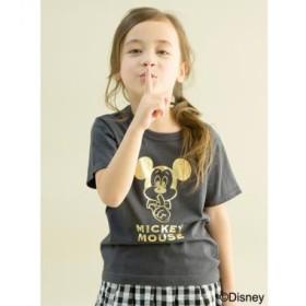 ビー・ルーム/DISNEY ミッキーマウスデザインTシャツ