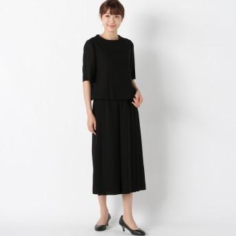 フォーマル2点セットパンツスーツ【喪服・礼服】