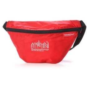 マンハッタンポーテージ Manhattan Portage CORDURA- Lite Collection Retro Pack (Red)