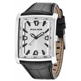【当店1年保証】ポリスPolice Analog White Dial Men's Watch - PL14002JS/04