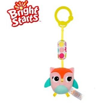 KidsII Bright Starts(ブライトスターツ) プリティ イン ピンク ピンクチャイム・アロング・フレンズ ふくろう