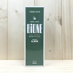 乳酸菌生産物質 ビオネ Bタイプ 500ml