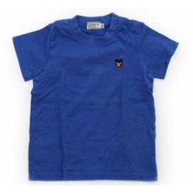 【ダブルB/DoubleB】Tシャツ・カットソー 80サイズ 男の子【USED子供服・ベビー服】(396003)