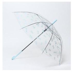 セストセンソ SESTO SENSO 雨の日も可愛いネコロゴビニール傘 (BLUE)