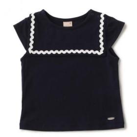 プティマイン/セーラーカラーTシャツ