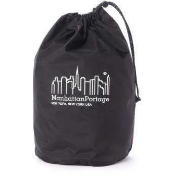 マンハッタンポーテージ Manhattan Portage CORDURA- Drawstring Pouch (Black)