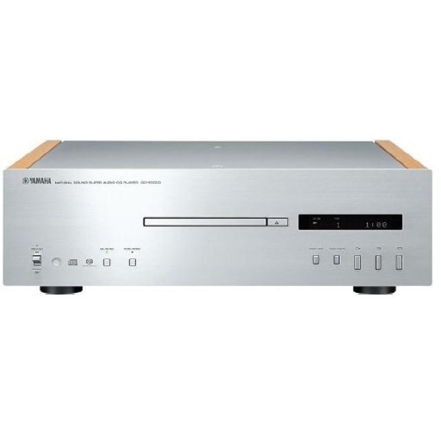 YAMAHA CD-S1000-S シルバー[スーパーオーディオCDプレーヤー]