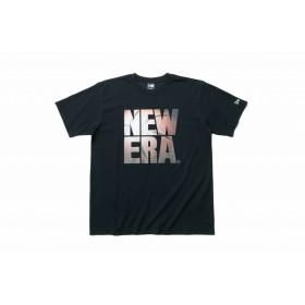 【ニューエラ公式】 パフォーマンス Tシャツ バスケットボール スクエア ニューエラ ブラック メンズ レディース Large 半袖 Tシャツ 11901348 NEW ERA