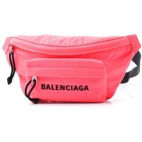 バレンシアガ BALENCIAGA ベルトバッグ WHEEL ウィール ボディバッグ ピンク レディース 569978-98p2n-5610