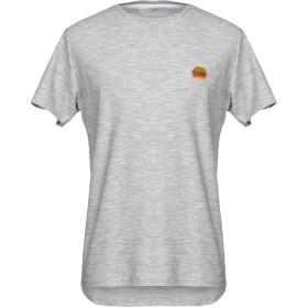 《期間限定セール開催中!》RVLT/REVOLUTION メンズ T シャツ ブルー M コットン 100%