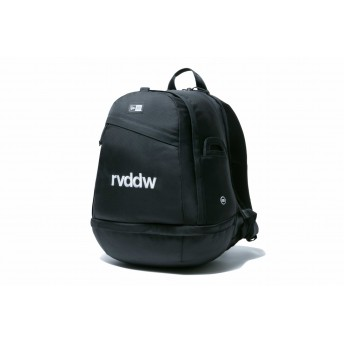 【ニューエラ公式】 スポーツパック 31L reversal. dogi. design. works ロゴ ブラック メンズ レディース ワンサイズ バックパック 11895208 コラボ NEW ERA リュック
