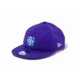 【ニューエラ公式】 RC 9FIFTY HITOTZUKI SASU APPLE OF WISDOM パープル メンズ レディース 57.7 - 61.5cm キャップ 帽子 11909141 コラボ NEW ERA