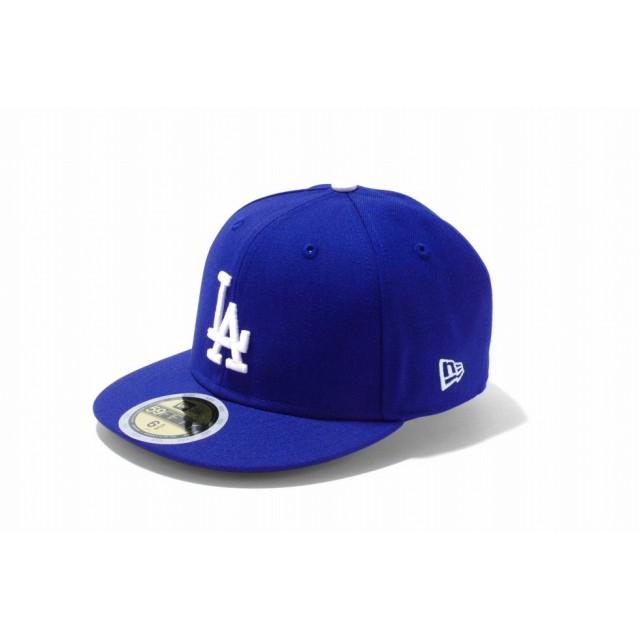 NEW ERA ニューエラ キッズ 59FIFTY MLB オンフィールド ロサンゼルス・ドジャース ゲーム ベースボールキャップ キャップ 帽子 男の子 女の子 6 1/2 (52cm) 11449305 NEWERA