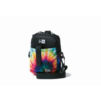 【ニューエラ公式】 ショルダーポーチ カラータイダイプリント メンズ レディース ワンサイズ バッグ 鞄 11901927 NEW ERA