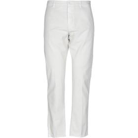 《期間限定 セール開催中》MAURO GRIFONI メンズ パンツ ライトグレー 52 コットン 100%