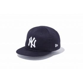 【ニューエラ公式】キッズ My 1st 9FIFTY ニューヨーク・ヤンキース ネイビー × ホワイト 男の子 女の子 48.3 - 50.1cm MLB キャップ 帽子 11433917 NEW ERA