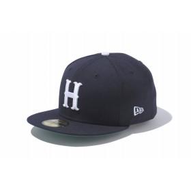 【ニューエラ公式】 59FIFTY NPBクラシック 広島東洋カープ Hロゴ ネイビー × ホワイト メンズ レディース 7 (55.8cm) NPB キャップ 帽子 11121906 NEW ERA
