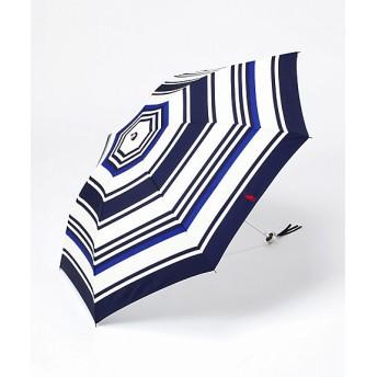 <POLO RALPH LAUREN/ポロラルフローレン> 婦人ミニ雨傘 オフホワイト(20) 【三越・伊勢丹/公式】