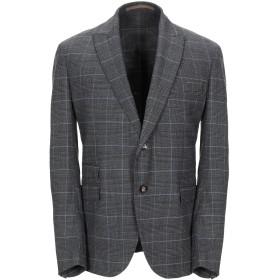 《期間限定セール開催中!》ELEVENTY メンズ テーラードジャケット グレー 50 ウール 98% / ポリウレタン 2%