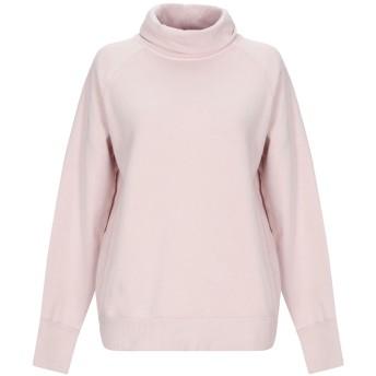 《期間限定セール開催中!》CROSSLEY レディース スウェットシャツ ピンク XS コットン 100%