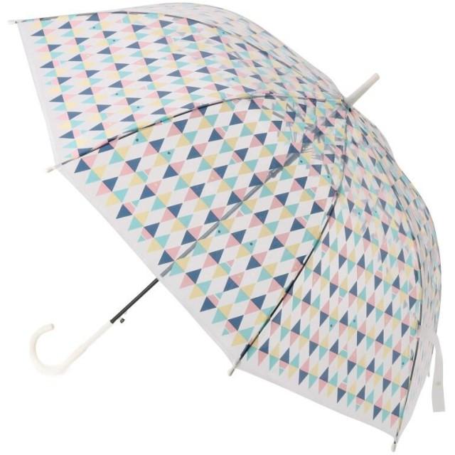 ITS' DEMO(イッツデモ) サカナチェックビニール傘