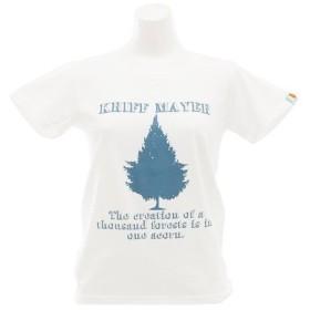 クリフメイヤー(KRIFF MAYER) アウトドア半袖Tシャツ 1719910L-1-WHT (Lady's)