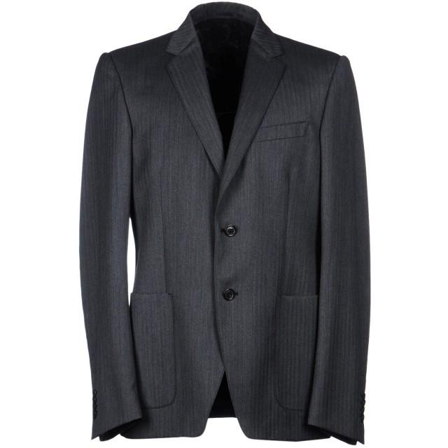 《期間限定セール開催中!》MAURO GRIFONI メンズ テーラードジャケット グレー 48 ウール 100%