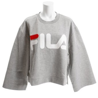 フィラ(FILA) クルーネック スェットシャツ FL3206-21 (Lady's)