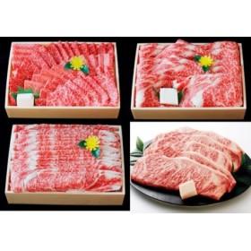 【冷蔵・年4回お届け】特選 黒田庄和牛食べつくしセット(ロース、合計3,660g)