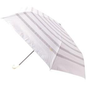 SOUP(スープ) 晴雨兼用ボーダー折り畳み傘