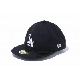 【ニューエラ公式】 RC 59FIFTY ロサンゼルス・ドジャース ブラック × ホワイト メンズ レディース 7 (55.8cm) MLB キャップ 帽子 12018899 NEW ERA