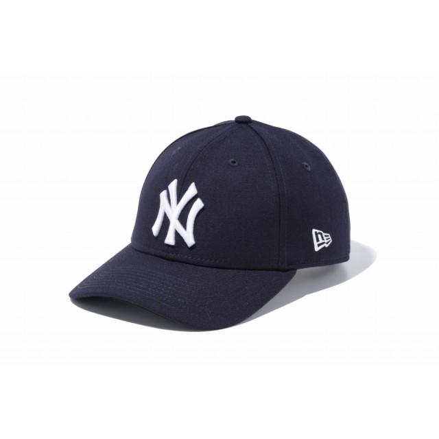 【ニューエラ公式】 9FORTY ニューヨーク・ヤンキース チームカラー メンズ レディース 56.8 - 60.6cm MLB キャップ 帽子 11308511 NEW ERA