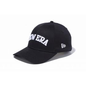 【ニューエラ公式】 39THIRTY ニューエラ アーチロゴ ブラック × ホワイト メンズ レディース L/XL キャップ 帽子 11899318 NEW ERA