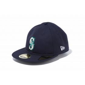 【ニューエラ公式】 RC 59FIFTY シアトル・マリナーズ ネイビー × チームカラー メンズ レディース 7 3/4 (61.5cm) MLB キャップ 帽子 11899068 NEW ERA