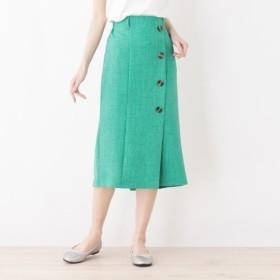 [マルイ]【セール】ボタンデザインスカート/イッツデモ(ITS'DEMO)