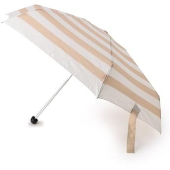 ITS' DEMO(イッツデモ) ボーダー晴雨兼用ミニ傘