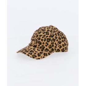 【URBAN RESEARCH:帽子】レオパード柄キャップ