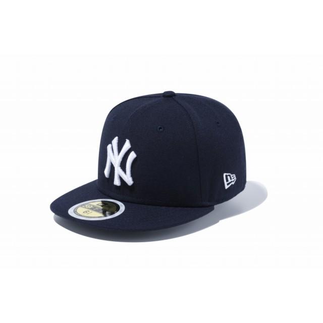 NEW ERA ニューエラ キッズ 59FIFTY MLB オンフィールド ニューヨーク・ヤンキース ゲーム ベースボールキャップ キャップ 帽子 男の子 女の子 6 1/2 (52cm) 11449304 NEWERA