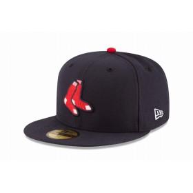 【ニューエラ公式】 59FIFTY MLB オンフィールド ボストン・レッドソックス オルタネイト メンズ レディース 7 (55.8cm) MLB キャップ 帽子 11449390 NEW ERA