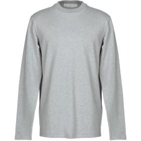 《セール開催中》GOLDEN GOOSE DELUXE BRAND メンズ スウェットシャツ グレー M コットン 100%