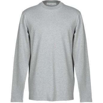 《セール開催中》GOLDEN GOOSE DELUXE BRAND メンズ スウェットシャツ グレー XL コットン 100%