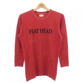 【未使用品】ザフラットヘッド THE FLAT HEAD Tシャツ
